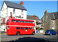 SS6492 : Routemaster bus in Swansea by Jaggery