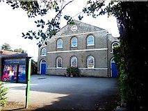 TA0432 : Zion United Reformed Church, Cottingham by Bill Henderson