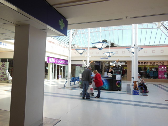 The North Point Shopping Centre, Bransholme