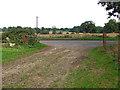 SU8370 : Field barrier by Alan Hunt