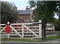 SJ3377 : Hadlow Road Station by Ceri Thomas