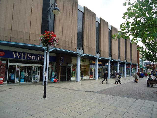 High Street, Uxbridge