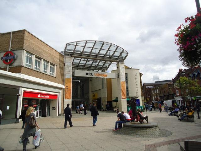 Intu Uxbridge shopping centre