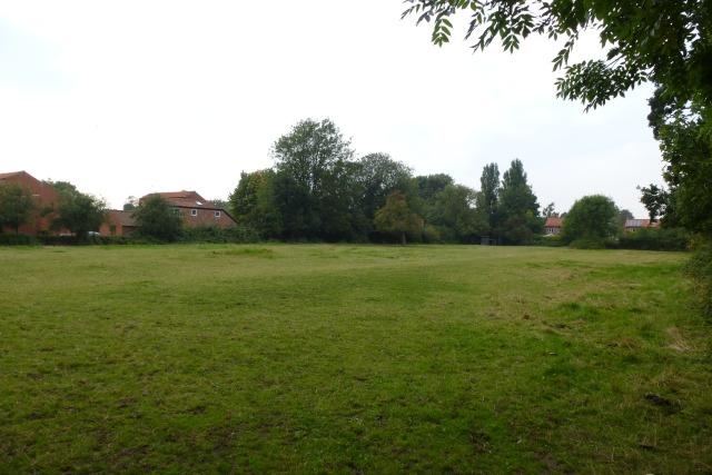 Field along Boss Lane