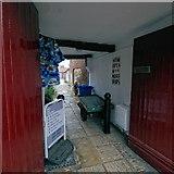 TF3243 : Chapel Passage, Boston by Dave Hitchborne
