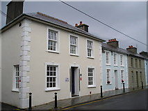 SN4562 : Victoria Street, Aberaeron by Chris Andrews
