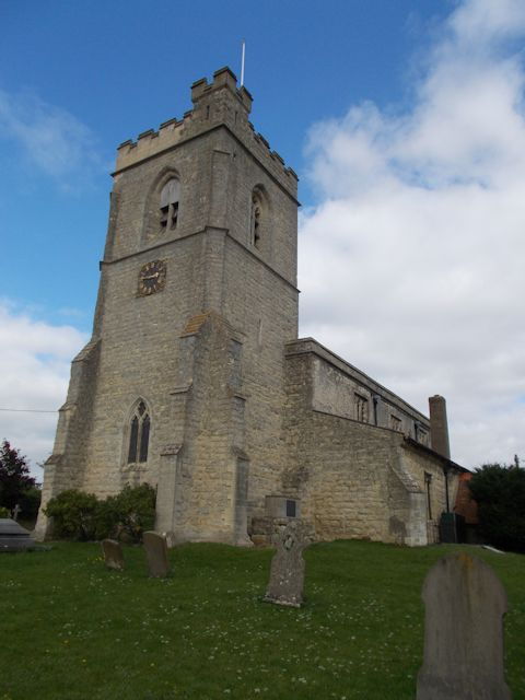 St Mary's church Hardwick