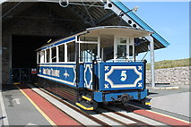 SH7783 : Llandudno Tram by Dave Pickersgill