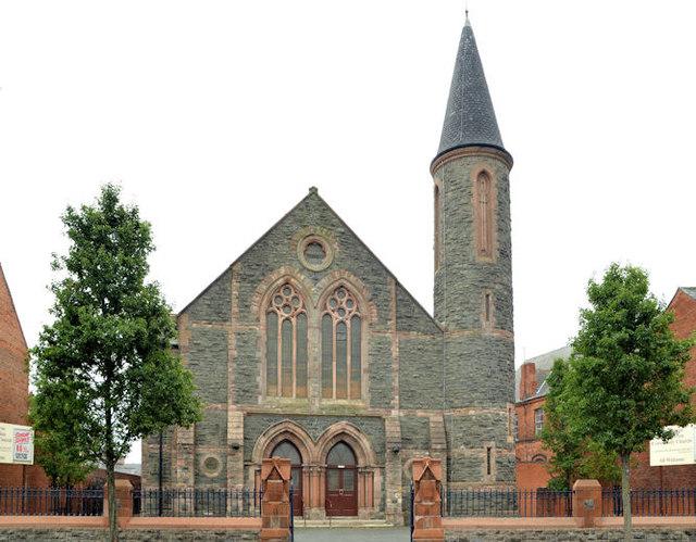 Westbourne Presbyterian church, Belfast (1)