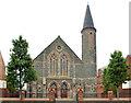 J3574 : Westbourne Presbyterian church, Belfast (1) by Albert Bridge