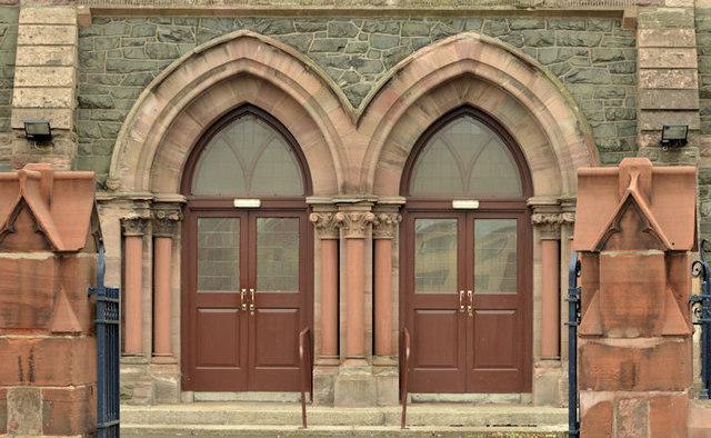 Westbourne Presbyterian church, Belfast (2)