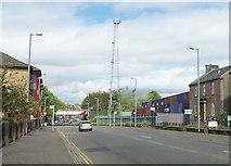 NS2776 : Brougham Street, Greenock by Terry Robinson