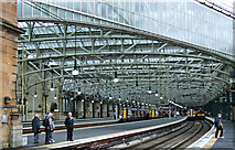 NS5864 : Glasgow Central railway station by Thomas Nugent
