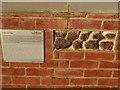 SO8455 : Roman iron slag - Worcester by Chris Allen