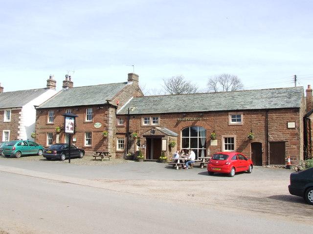 Shepherd's Inn, Melmerby