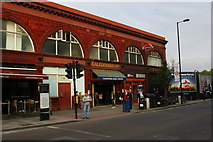 TQ3084 : Caledonian Road underground station by Christopher Hilton