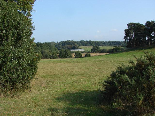 Rural scene near Broadmoor