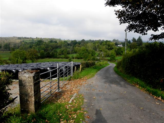 Road at Unshinagh