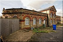 TF3243 : Former Corporation Baths, Boston by Dave Hitchborne