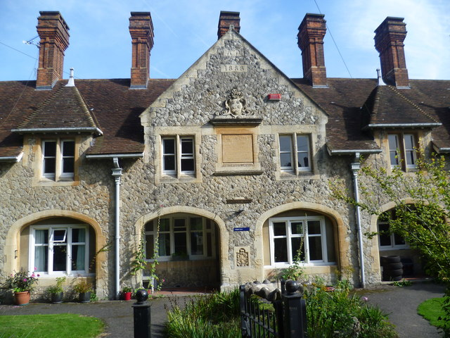 The Lambe Almshouses, Sutton Valence