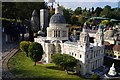 SU9374 : Miniland (St Paul's Cathedral) by Given Up