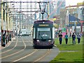 SD3033 : Tram, The Promenade, Blackpool by Brian Robert Marshall