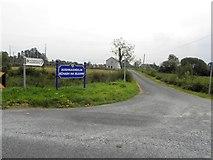H0812 : Road at Aughnasheelin by Kenneth  Allen