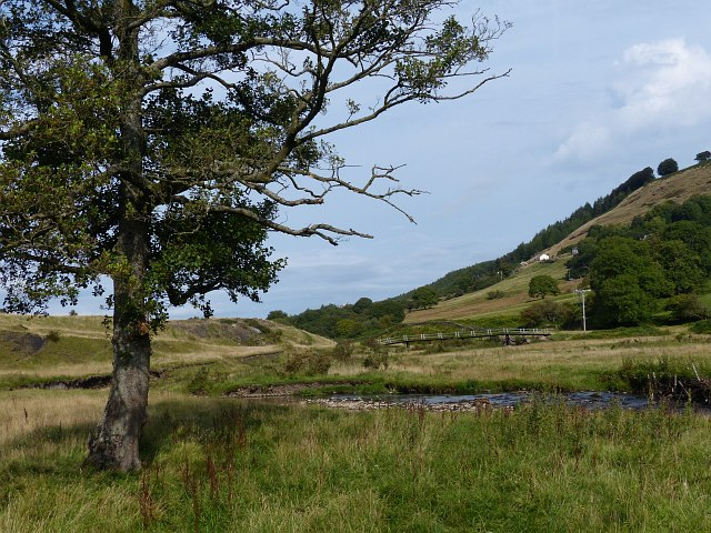 The Sirhowy Valley near Bedwellty Pits