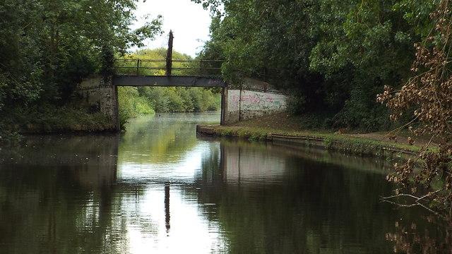 Grand Union Canal, near Harefield