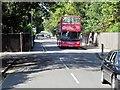 TL4358 : Cambridge Sightseeing Bus on Grange Road by David Dixon