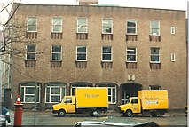 SJ9223 : Stafford Castlegate Telephone Exchange by Tim Jenkins