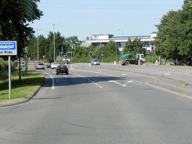 A1309, Milton Road