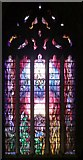 NS4863 : Paisley Abbey: the Shaw Memorial Window by Lairich Rig