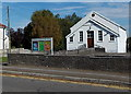 SS5898 : Caersalem Evangelical Free Church in Gorseinon by Jaggery
