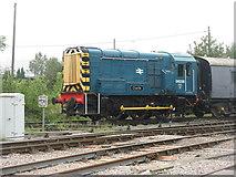 SO6302 : 'Charlie' at Lydney Junction by M J Richardson