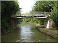 SP8738 : Grand Union Canal: Bridge Number 86 by Nigel Cox