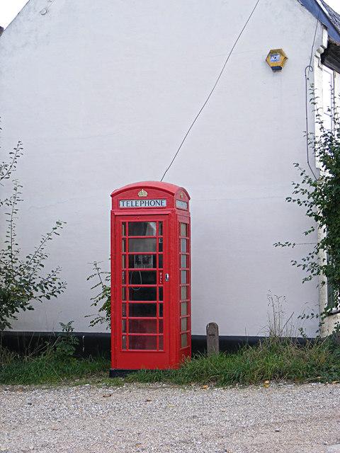 Brooke Telephone Box