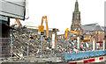 "J3374 : The ""Interpoint"" Building, Belfast (52) by Albert Bridge"