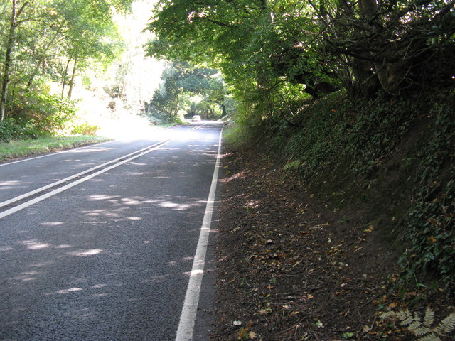 A272 NW of Trotton