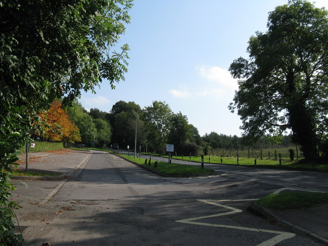 Safe parking area for Liss Infants and Junior Schools
