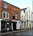 SO4958 : Bluebells Florists Leominster by Jaggery