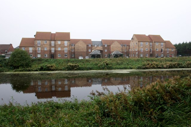 South Forty Foot Drain, Boston