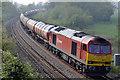 SO6908 : Railway at Cockshoot Bridge by Stuart Wilding