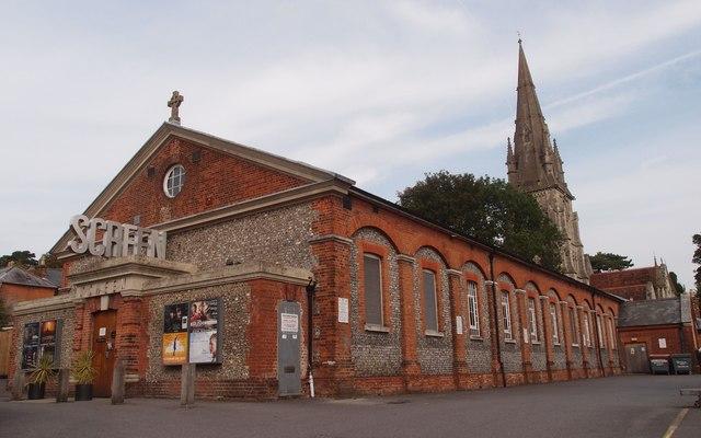 Former Winchester Garrison Church