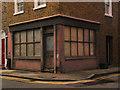 TQ3182 : Former corner shop, Rawstorne Street by Julian Osley