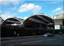 TQ2878 : Victoria Railway Station by PAUL FARMER