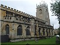 SP0228 : Church of St Peter, Winchcombe by Andrew Hill