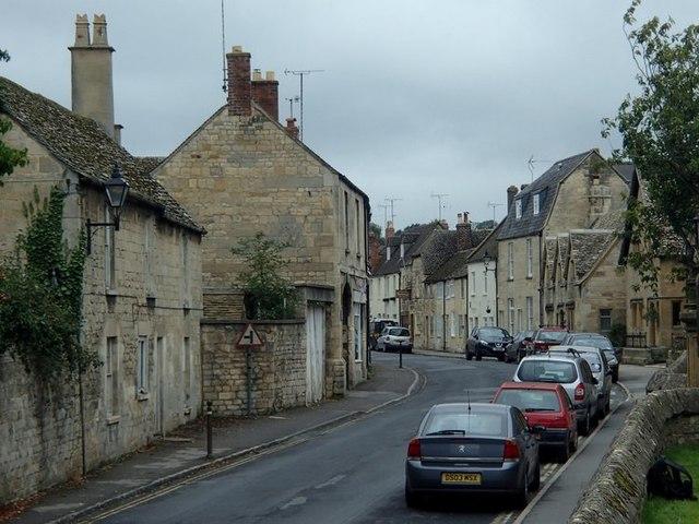 A Winchcombe scene