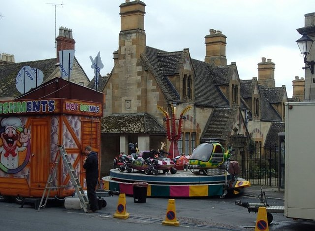 All the fun of the fair comes to Winchcombe