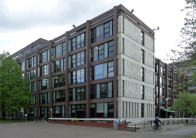 Ellen Wilkinson Building, Brisbane Street, Manchester